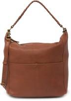 Lucky Brand Vala Leather Hobo Shoulder Bag