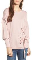 Cotton Emporium Women's Balloon Sleeve Tunic Sweater