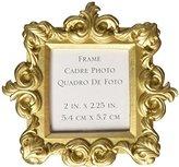"Kate Aspen Royale"" Baroque Place Card/Photo Holder, Gold"