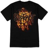 Bravado Men's Slipknot Radio Fire T-Shirt