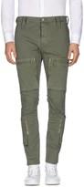 Grey Daniele Alessandrini Casual pants - Item 13038110