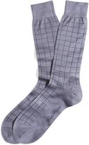 Brooks Brothers Tattersall Crew Socks