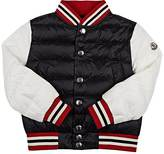 Moncler Quilted Tech-Taffeta Jacket