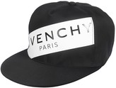 Givenchy Logo Patch Snapback Cap