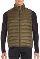 Saks Fifth Avenue Packable Sleeveless Puffer Vest