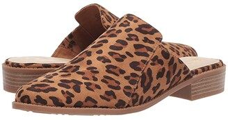 BC Footwear Look At Me (Leopard Suede) Women's Shoes