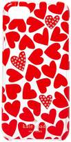 Kate Spade Women's Scattered Heart iPhone 7 Case