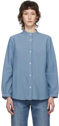 A.P.C. Blue Antoinette Shirt