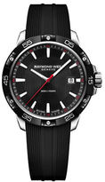 Raymond Weil Tango 300 Round Rubber Strap Analog Watch