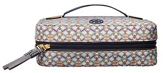 Tory Burch Piper Printed Cosmetic 4-Piece Set
