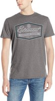 Element Men's Estd 92 Short Sleeve T-Shirt