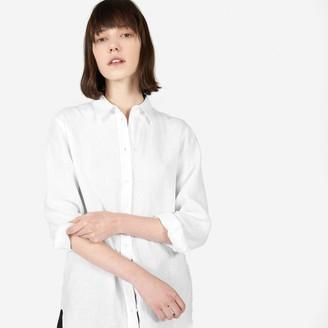 Everlane The Linen Relaxed Shirt