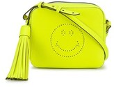Anya Hindmarch Women's Yellow Leather Shoulder Bag.