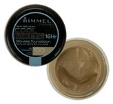 Rimmel Cool Matte 16Hr Mousse Foundation - 100 Ivory [Misc.]