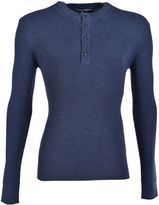 Dolce & Gabbana Wool Slim Sweater