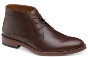 Johnston & Murphy Men's Sutton Chukka Boots Men's Shoes