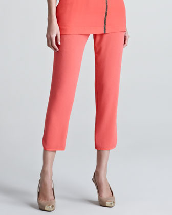 Escada Terezi Pull-On Pants