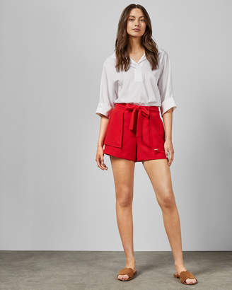 Ted Baker MITTY Tie waist shorts