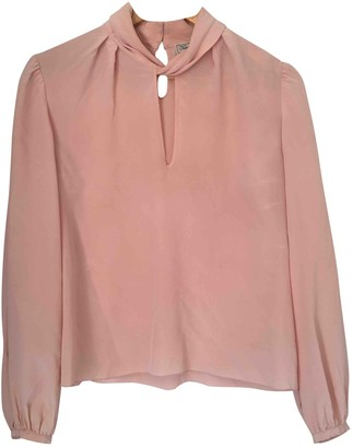 Temperley London Pink Polyester Tops