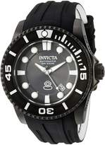 Invicta Men's 20206 Pro Diver Analog Display Automatic Self Wind Watch