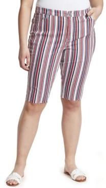 Skinnygirl Women's Plus Carrie Skimmer Short