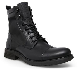 Steve Madden Lineup Cap Toe Boot