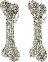 Vivienne Westwood Bone Large Earrings