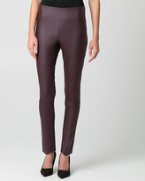 Le Château Wax Coated Tech Stretch Skinny Leg Pant
