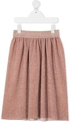 Molo Bailini glitter skirt