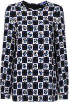 Emilio Pucci signature-print blouse