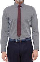 Ted Baker Tentens Geo Print Regular Fit Button Down Shirt