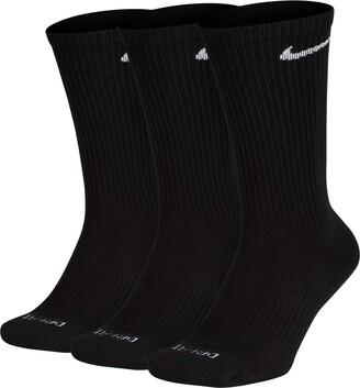 Nike Dry 3-Pack Everyday Plus Cushion Crew Training Socks