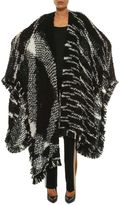 Missoni Knitted Cape