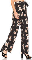 J.o.a. Print Pant in Black. - size L (also in )