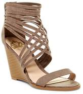 Fergalicious Hunter Wedge Sandal