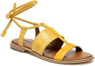 Naturalizer Leather Ankle-Strap Sandals - Fayee
