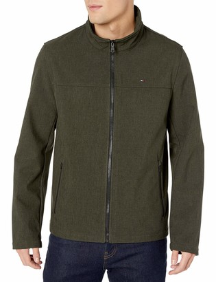 Tommy Hilfiger Men's Classic Soft Shell Jacket (Regular and Big & Tall Sizes)
