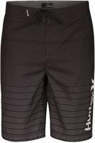 Hurley Men's Adams Ombré Stripe Board Shorts