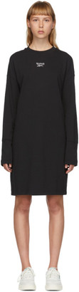 Reebok Classics Black Sweater Dress
