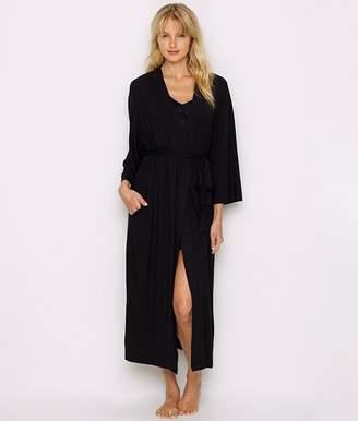 Donna Karan Modal Long Robe