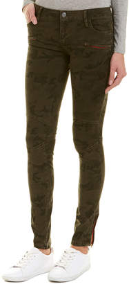 Etienne Marcel New Camo High-Waist Skinny Leg