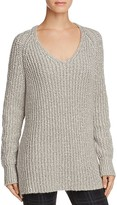 Sanctuary Sequoia Ribbed Tunic Sweater