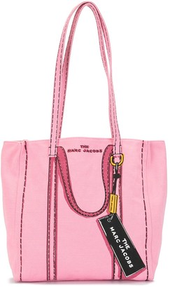 Marc Jacobs The Pink Lady illustrated tote