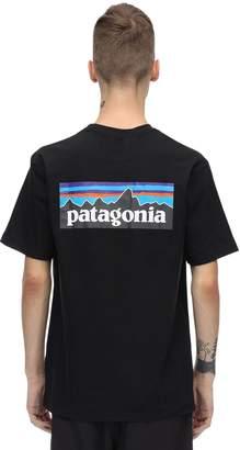Patagonia P-6 Logo Printed Pocket Jersey T-shirt