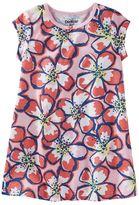 Osh Kosh Toddler Girl Print Sleep Dress