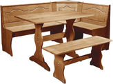 Linon Chelsea Breakfast Nook Set