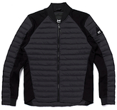 Denham Lynx Quilted Jacket, Shadow Black