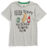 Sovereign Code Boy's Relish Graphic T-Shirt