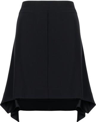 Victoria Victoria Beckham Asymmetric Skirt