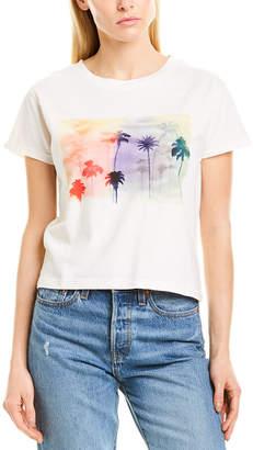 Ragdoll LA Ragdoll-La Short-Sleeved Cropped T-Shirt